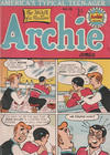 Cover for Archie Comics (H. John Edwards, 1950 ? series) #16