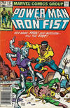 Cover for Power Man and Iron Fist (Marvel, 1981 series) #97 [Canadian]