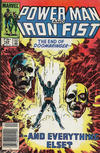 Cover for Power Man and Iron Fist (Marvel, 1981 series) #104 [Canadian]