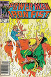 Cover for Power Man and Iron Fist (Marvel, 1981 series) #113 [Canadian]