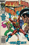 Cover for Power Man and Iron Fist (Marvel, 1981 series) #111 [Canadian]