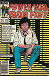 Cover for Power Man and Iron Fist (Marvel, 1981 series) #114 [Canadian]