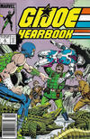 Cover Thumbnail for G.I. Joe Yearbook (1985 series) #4 [Newsstand]
