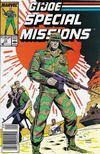 Cover Thumbnail for G.I. Joe Special Missions (1986 series) #13 [Newsstand]
