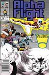 Cover Thumbnail for Alpha Flight (1983 series) #48 [Newsstand]