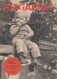 Cover Thumbnail for Magasinet (Oddvar Larsen; Odvar Lamer, 1946 ? series) #31-32/1951