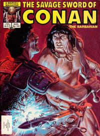 Cover Thumbnail for The Savage Sword of Conan (Marvel, 1974 series) #103 [Direct]