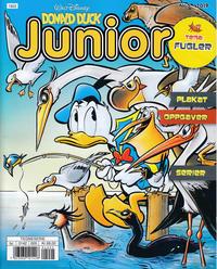 Cover Thumbnail for Donald Duck Junior (Hjemmet / Egmont, 2018 series) #5/2019