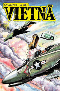 Cover Thumbnail for O Conflito do Vietnã (Editora Abril, 1988 series) #8