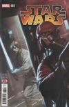 Cover for Star Wars (Marvel, 2015 series) #65 [Gerald Parel]