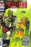 Cover for Batman Beyond (DC, 2016 series) #18