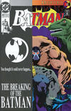 Cover Thumbnail for Batman (1940 series) #497 [Second Printing]