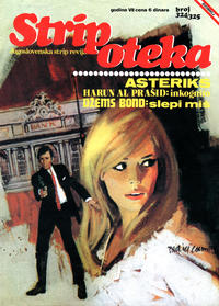 Cover Thumbnail for Stripoteka (Forum [Forum-Marketprint], 1973 series) #324/325