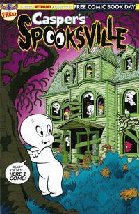 Cover Thumbnail for Casper's Spooksville FCBD Edition (American Mythology Productions, 2019 series) #1