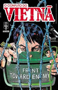 Cover Thumbnail for O Conflito do Vietnã (Editora Abril, 1988 series) #11