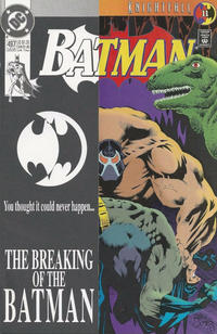 Cover Thumbnail for Batman (DC, 1940 series) #497 [Third Printing]
