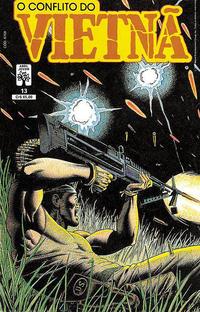 Cover Thumbnail for O Conflito do Vietnã (Editora Abril, 1988 series) #13