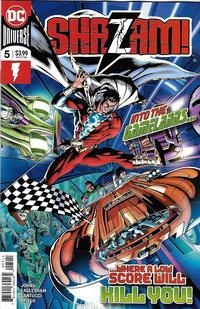 Cover Thumbnail for Shazam! (DC, 2019 series) #5 [Dale Eaglesham Cover]