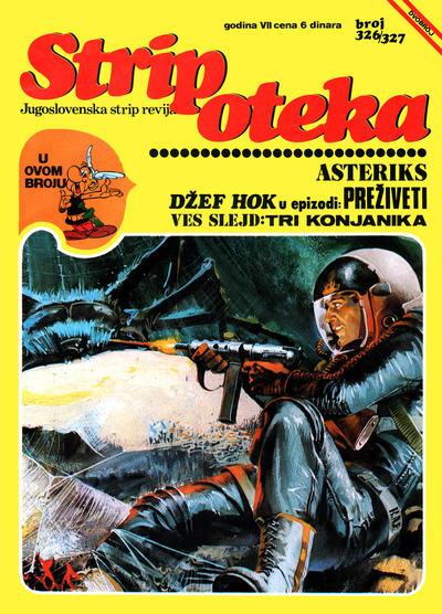 Cover for Stripoteka (Forum [Forum-Marketprint], 1973 series) #326/327