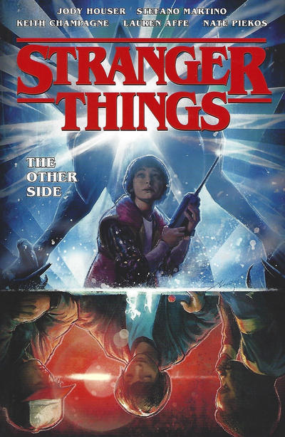Cover for Stranger Things (Dark Horse, 2019 series) #1 - The Other Side