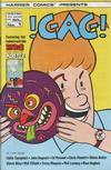 Cover for !Gag! (Harrier, 1987 series) #1
