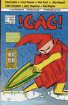 Cover for !Gag! (Harrier, 1987 series) #2