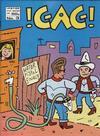 Cover for !Gag! (Harrier, 1987 series) #3