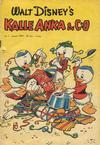 Cover for Kalle Anka & C:o (Richters Förlag AB, 1948 series) #1/1950