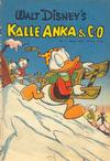 Cover for Kalle Anka & C:o (Richters Förlag AB, 1948 series) #2/1950