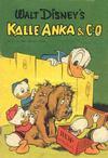 Cover for Kalle Anka & C:o (Richters Förlag AB, 1948 series) #7/1950