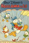 Cover for Kalle Anka & C:o (Richters Förlag AB, 1948 series) #9/1951