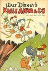Cover for Kalle Anka & C:o (Richters Förlag AB, 1948 series) #1/1952