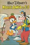 Cover for Kalle Anka & C:o (Richters Förlag AB, 1948 series) #8/1952