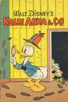 Cover for Kalle Anka & C:o (Richters Förlag AB, 1948 series) #9/1952