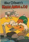 Cover for Kalle Anka & C:o (Richters Förlag AB, 1948 series) #5/1953