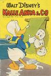 Cover for Kalle Anka & C:o (Richters Förlag AB, 1948 series) #8/1953