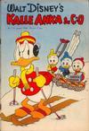 Cover for Kalle Anka & C:o (Richters Förlag AB, 1948 series) #1A/1954