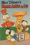 Cover for Kalle Anka & C:o (Richters Förlag AB, 1948 series) #3A/1954