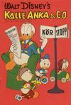 Cover for Kalle Anka & C:o (Richters Förlag AB, 1948 series) #4/1954