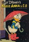 Cover for Kalle Anka & C:o (Richters Förlag AB, 1948 series) #1/1955