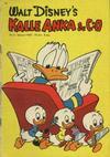 Cover for Kalle Anka & C:o (Richters Förlag AB, 1948 series) #2/1955
