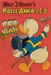 Cover for Kalle Anka & C:o (Richters Förlag AB, 1948 series) #3/1955
