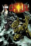 Cover for Crux (CrossGen, 2001 series) #21