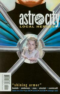 Cover Thumbnail for Astro City: Local Heroes (DC, 2003 series) #2