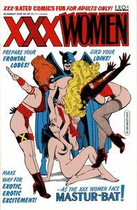 Cover Thumbnail for XXX Women (Fantagraphics, 1993 series) #1