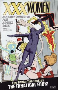 Cover Thumbnail for XXX Women (Fantagraphics, 1993 series) #2