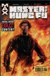 Cover Thumbnail for Shang-Chi: Master of Kung Fu (Marvel, 2002 series) #1