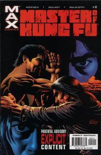 Cover Thumbnail for Shang-Chi: Master of Kung Fu (Marvel, 2002 series) #2