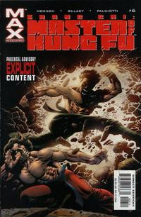 Cover Thumbnail for Shang-Chi: Master of Kung Fu (Marvel, 2002 series) #6