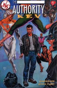 Cover Thumbnail for The Authority: Kev (DC, 2002 series)